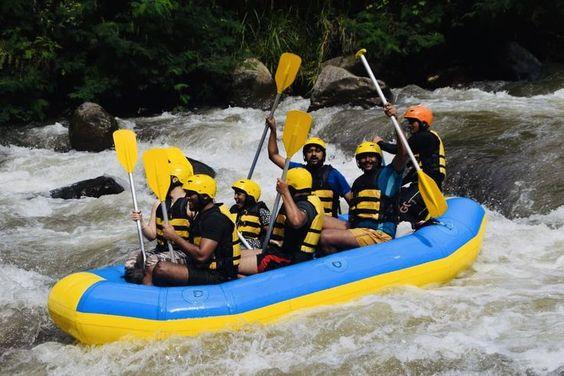River rafting in Bali, Ayung river rafting bali