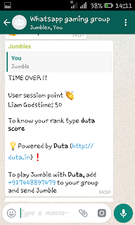 How to play games on whatsapp 4