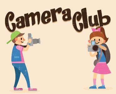 Image result for Camera Club clip art