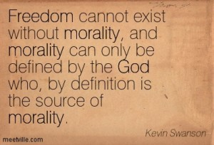 morality of freedom