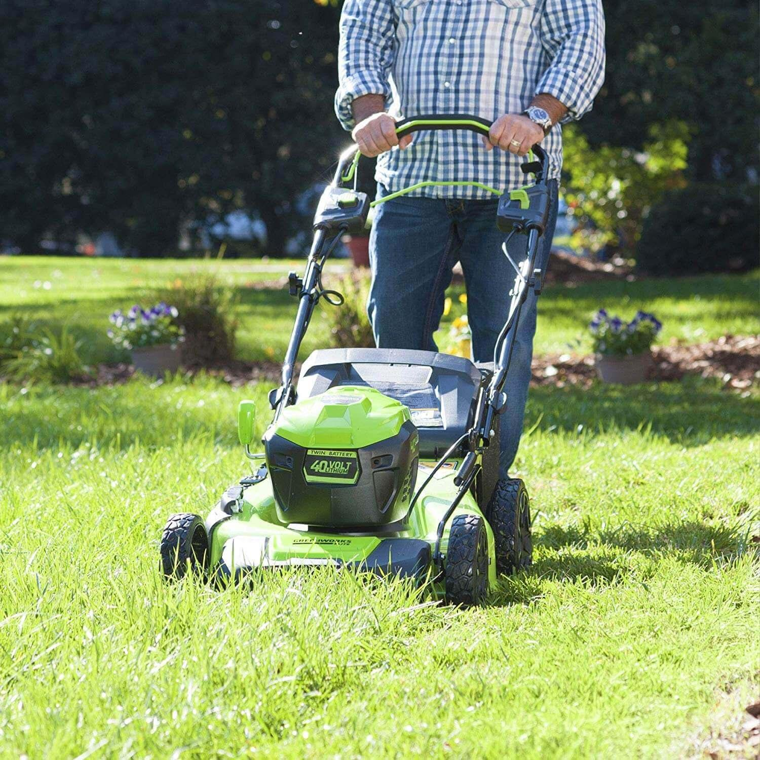 9 Best Self Propelled Electric Lawn Mower Reviews for 2021 ...