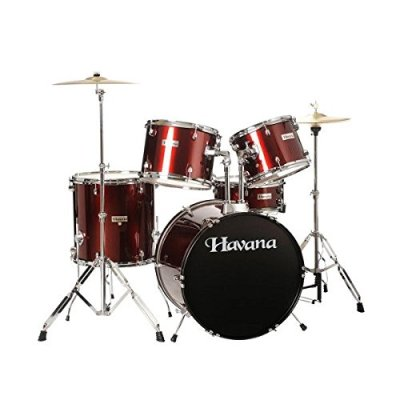 Havana Imported HV522 Best Acoustic Drum Sets In India