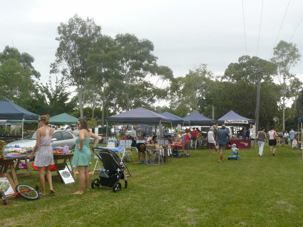 Tin Can Bay Markets