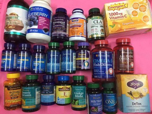Cách sử dụng những thực phẩm chức năng tốt cho da và sức khỏe ...
