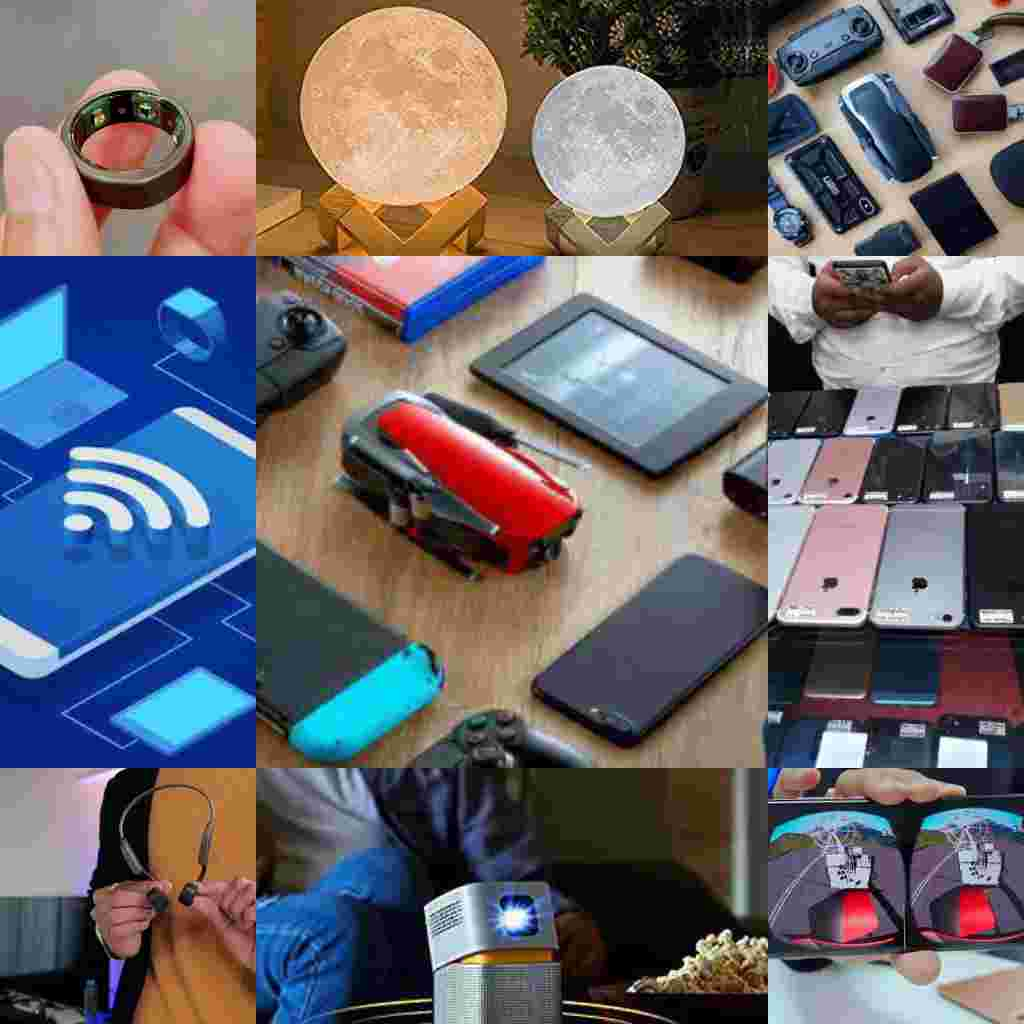 Top 5 Gadgets: why should you buy it