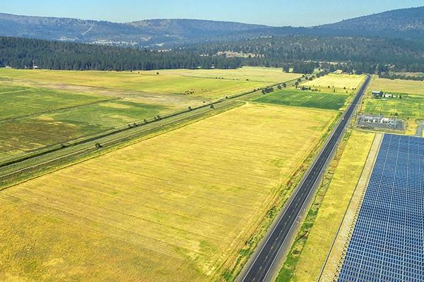 Solar Farm for Sale in Klamath County