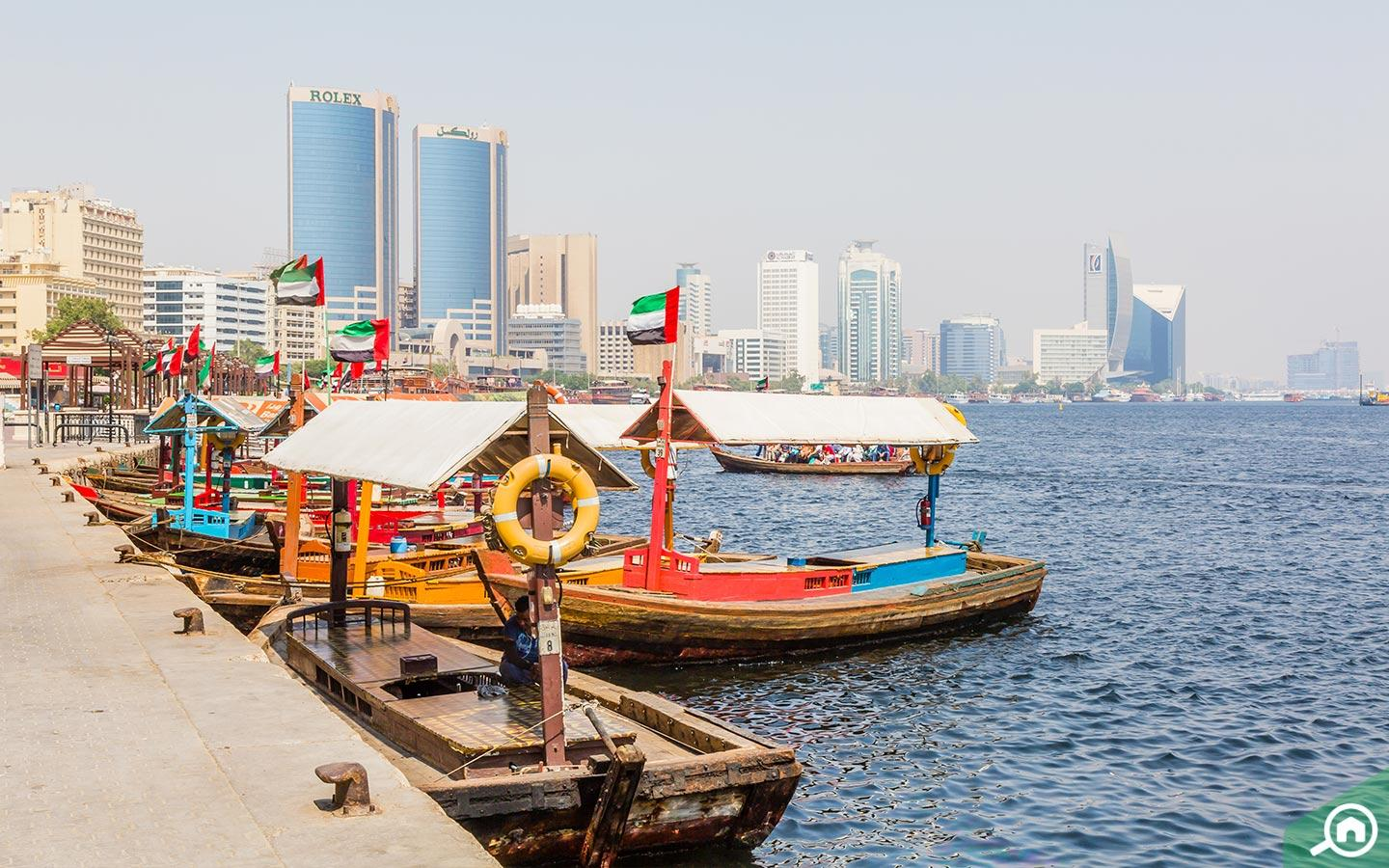 Dubai Creek Facts you didn't know about: Historical Numbers ...