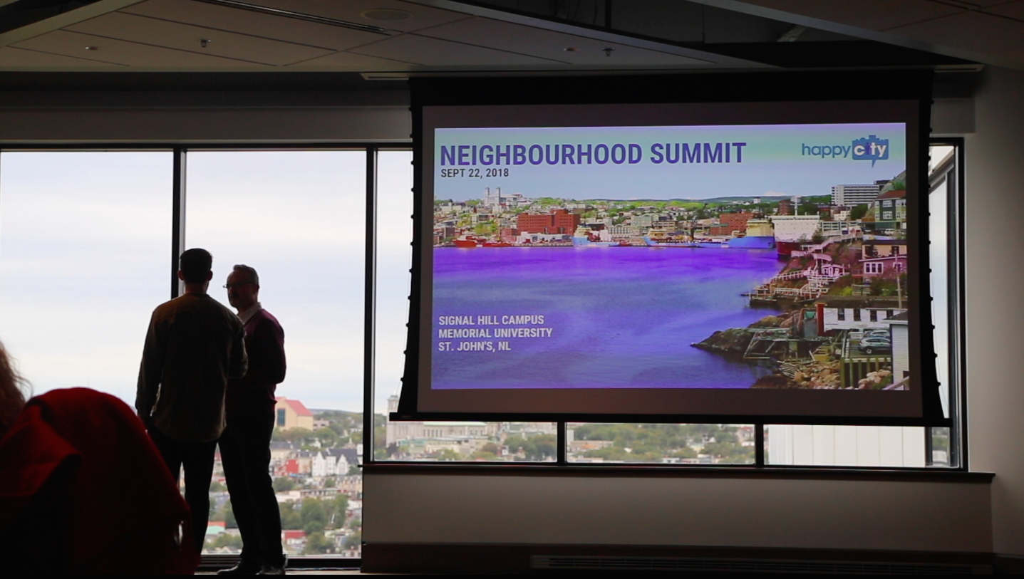 Photo from Neighbourhood Summit