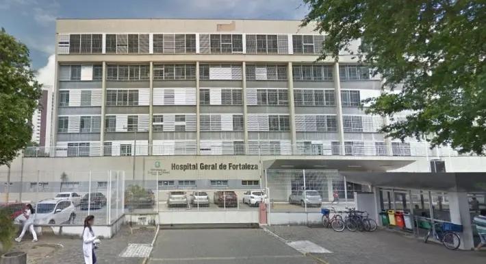 Hospital Geral de Fortaleza diminuiu permanência de pacientes e lotação de leitos com reabilitação pós-covid-19. (Fonte: Estadão)