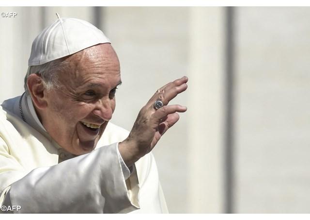Đức Thánh Cha với báo La Repubblica: 'Thế giới phải chặn các thần chiến tranh'