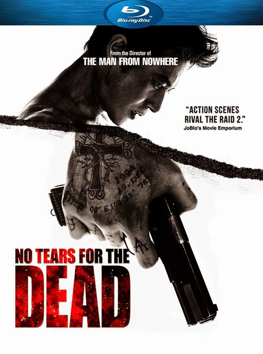 Filme Poster No Tears for the Dead BDRip XviD & RMVB Legendado