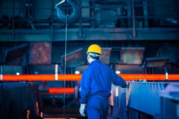 qué es seguridad industrial en la fábrica