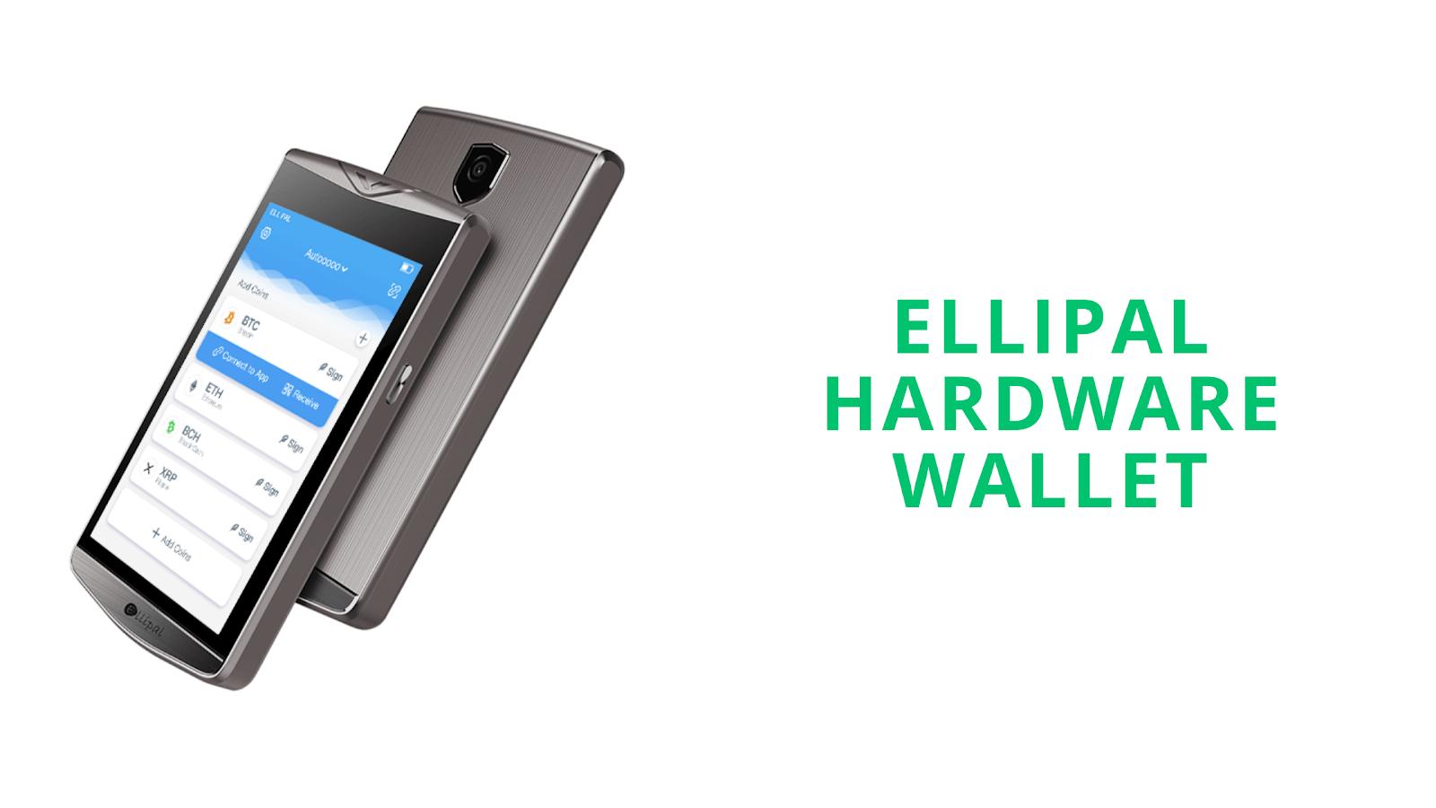 Ellipal Hardware Wallet