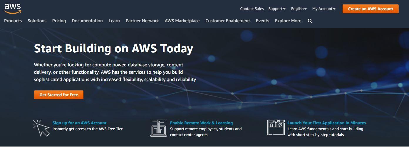 AWS Windows Cloud Services