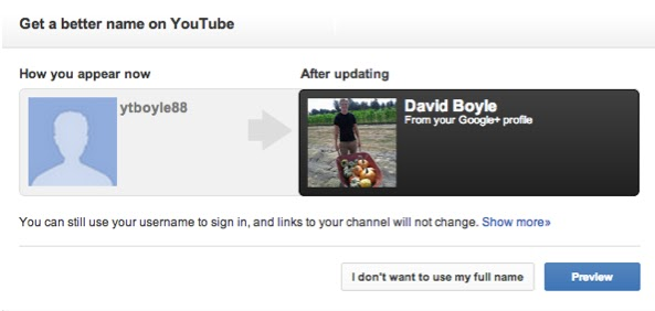 YouTube Creator Blog: Coming soon: Link your channel with a Google+