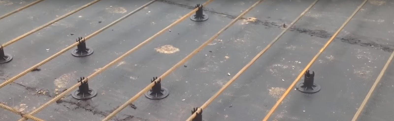 толщина монолитной плиты в сантиметрах