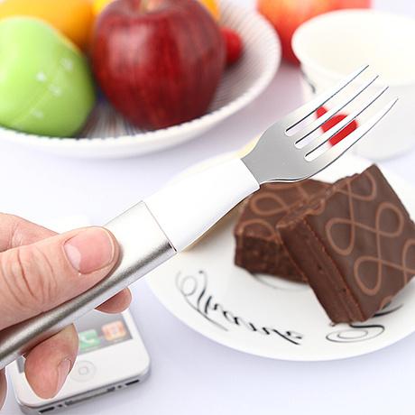 HAPlfork是世界上第一款智能叉子