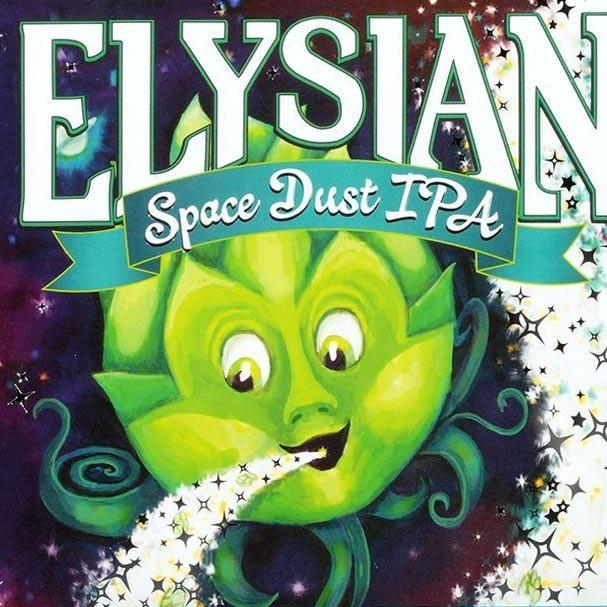 Image result for elysian Space Dust Ipa