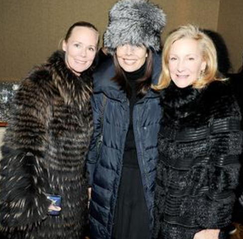 Karen Klopp, Hilary Dick article for New York Social Diary, What to wear to New York Fashion Week Hilary, Pam Taylor, KK