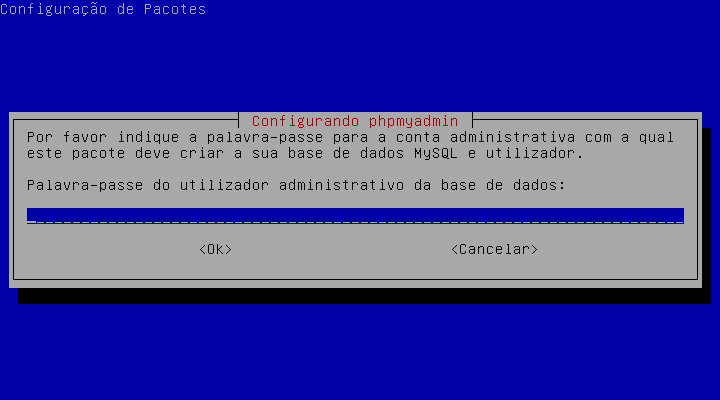Debian 7 LAMP phpmyadmin 3