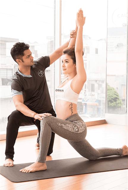 Trải nghiệm tinh hoa Yoga Ấn Độ