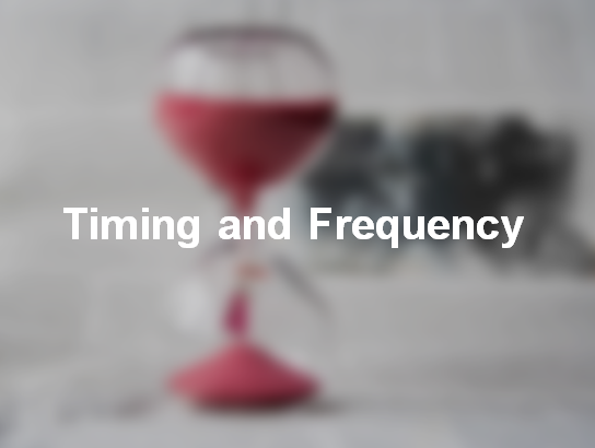 timing-frequency