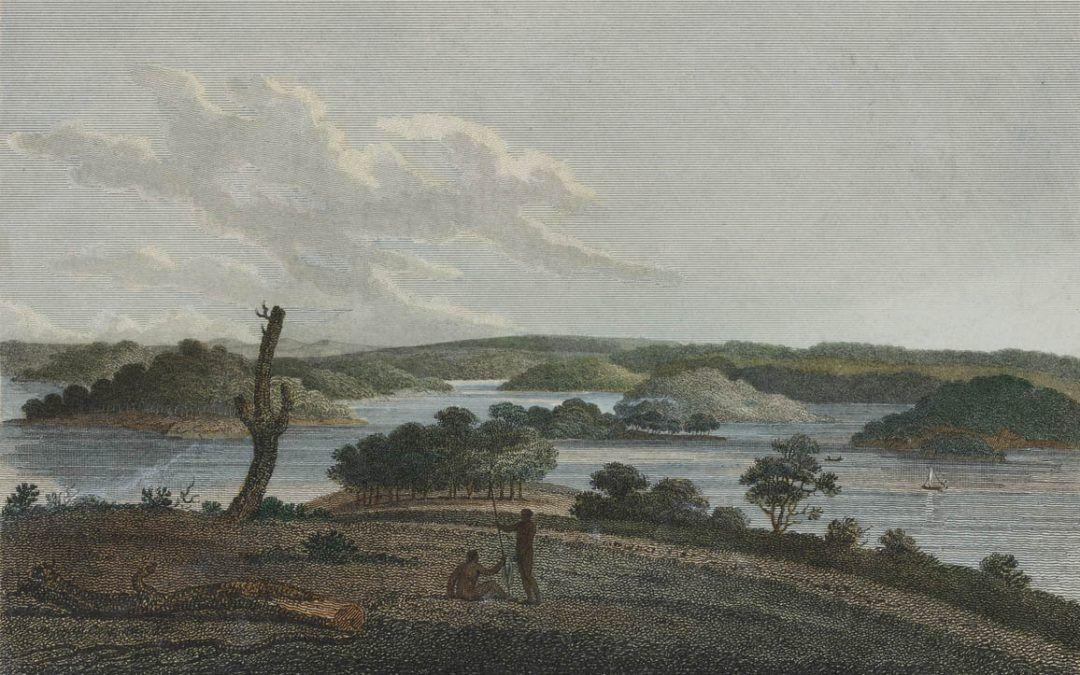 Parramatta history