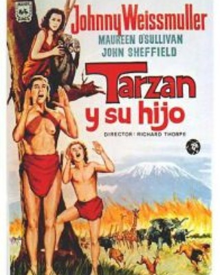 Tarzan y su hijo (1939, Richard Thorpe)