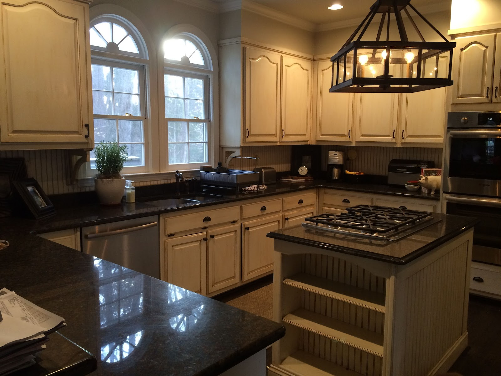 before kitchen dark dated atlanta remodel traditional design buckhead
