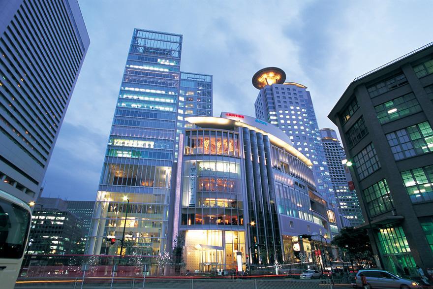 Nhật Bản với những khu mua sắm sầm uất