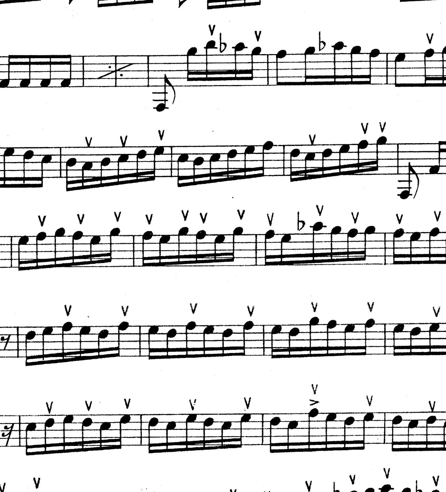 نت و آهنگ چهارمضراب رضوی دستگاه شور مایهی سل سی قطعه برای سنتور فرامرز پایور