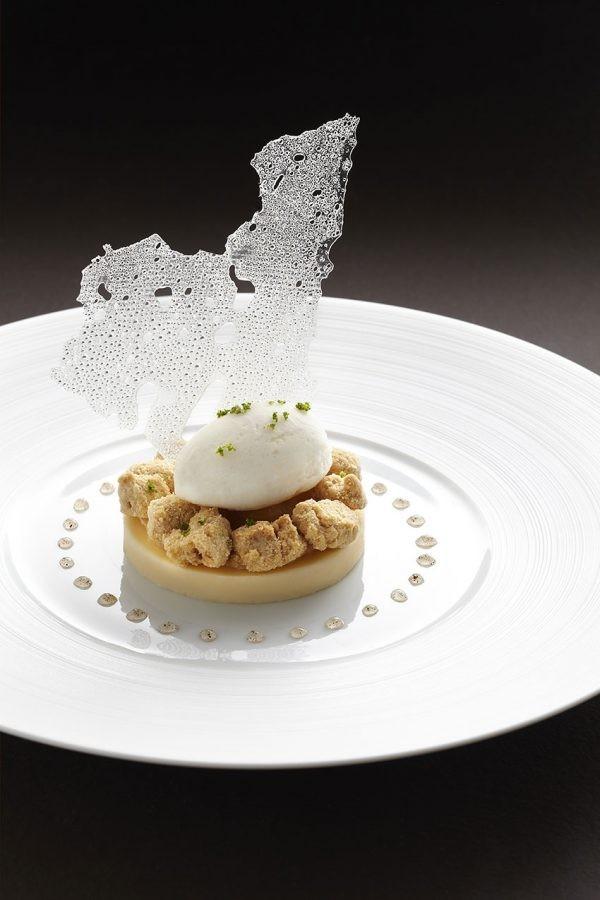 restaurant insolite à Paris bustronome dessert