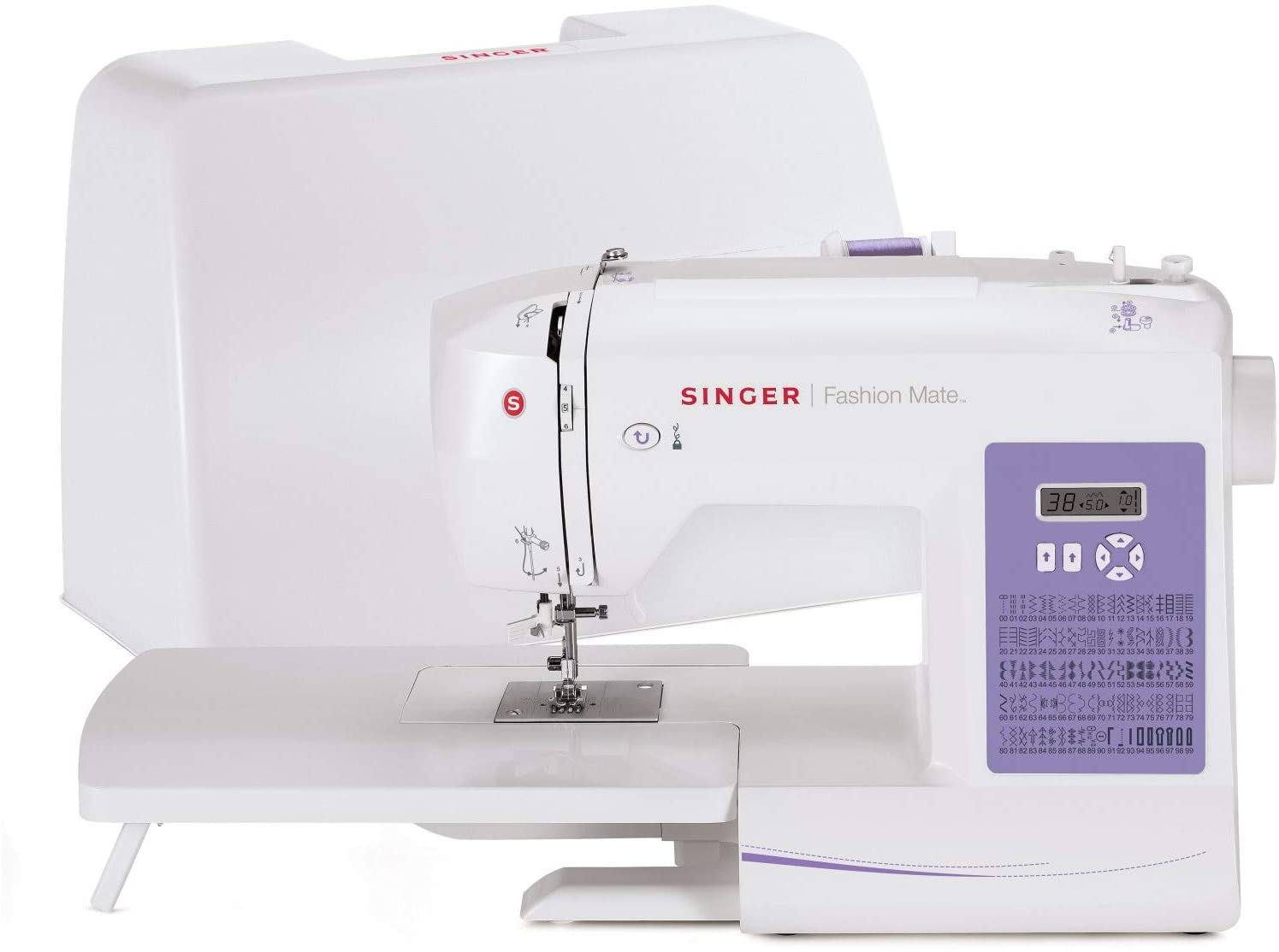Singer Sewing Machine 5560
