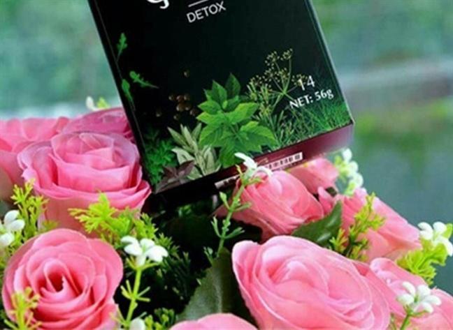 Kết quả hình ảnh cho trà go detox
