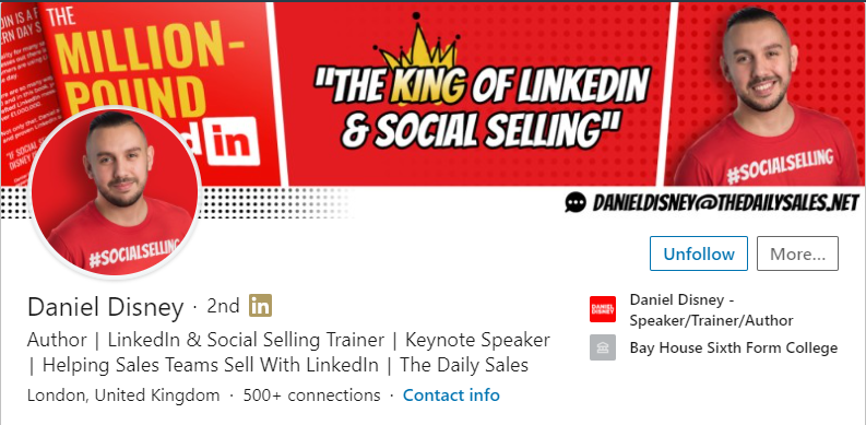 A History of Social Selling 20