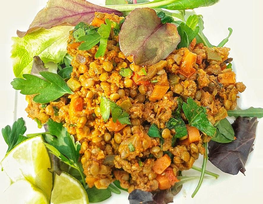Welcome to mommyhood: easy lentil recipes lentil salad or sloppy joes