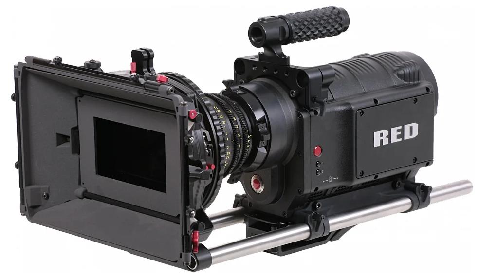 На фото - видеокамера нового образца