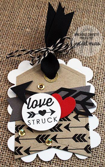 Reverse Confetti | Crushin' [Valentine's Day Tag]: