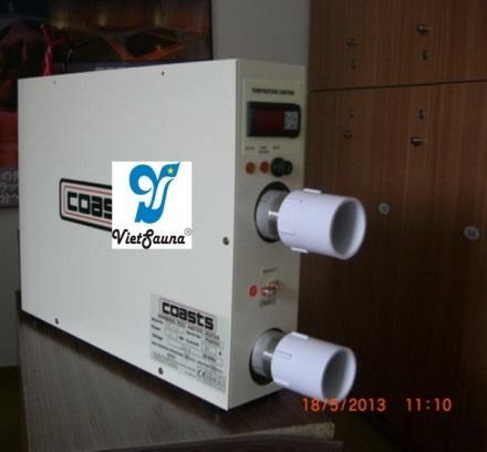 Công ty Phòng Xông Việt chuyên cung cấp máy xông hơi các loại - Tel:0939 047 357