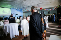 Couples lug AR 15 assault rifles to Pennsylvania church blessing1