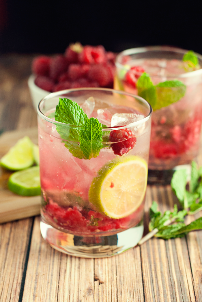 Image result for mojito raspberry