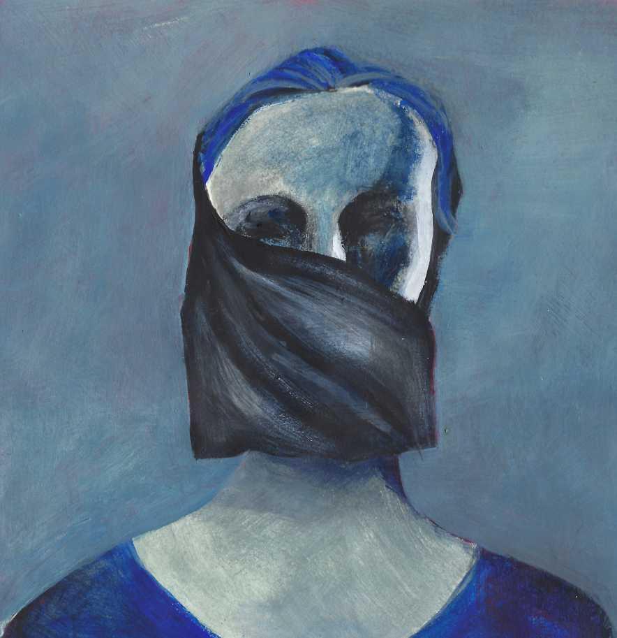 Immagine che contiene abbigliamento, blu, uomo, piccolo  Descrizione generata automaticamente