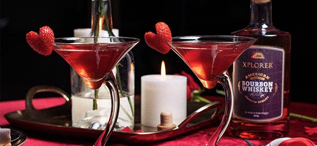 Kilimanjaro Distillery's Valentine's Day Cocktail
