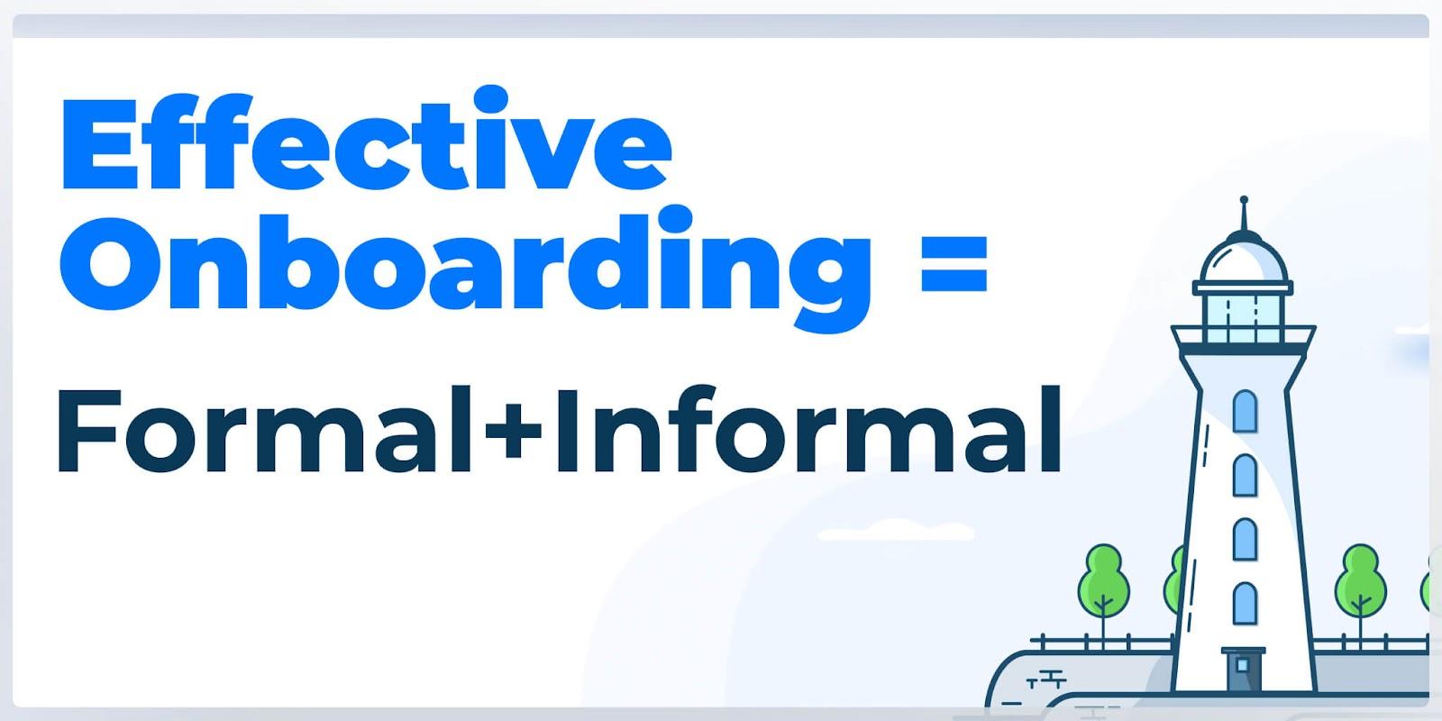 effective onboarding process