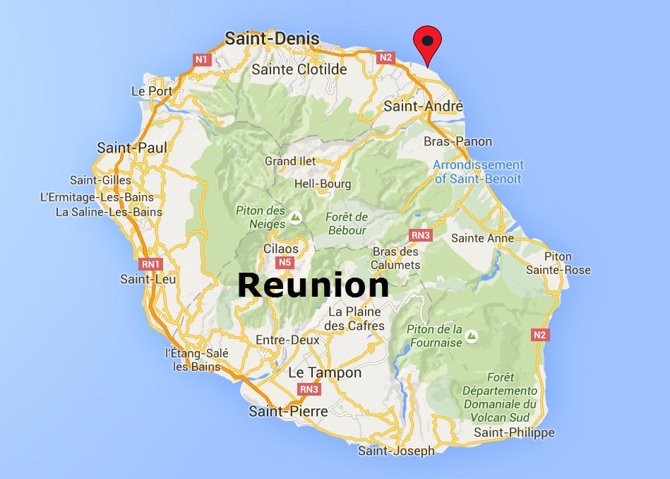Saint Denis La Reunion