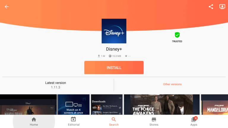 How to Install Disney+ on Amazon Fire Stick / TV 29