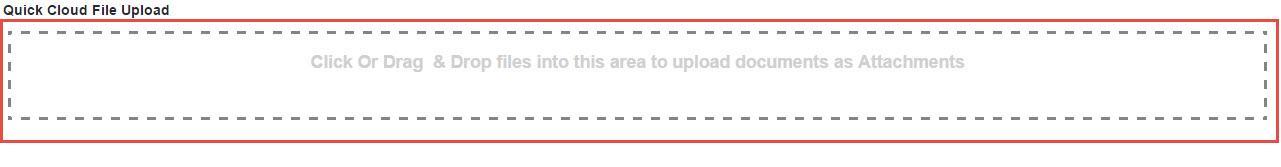 File Upload-Quick Upload Page - DocuVault Setup Guide