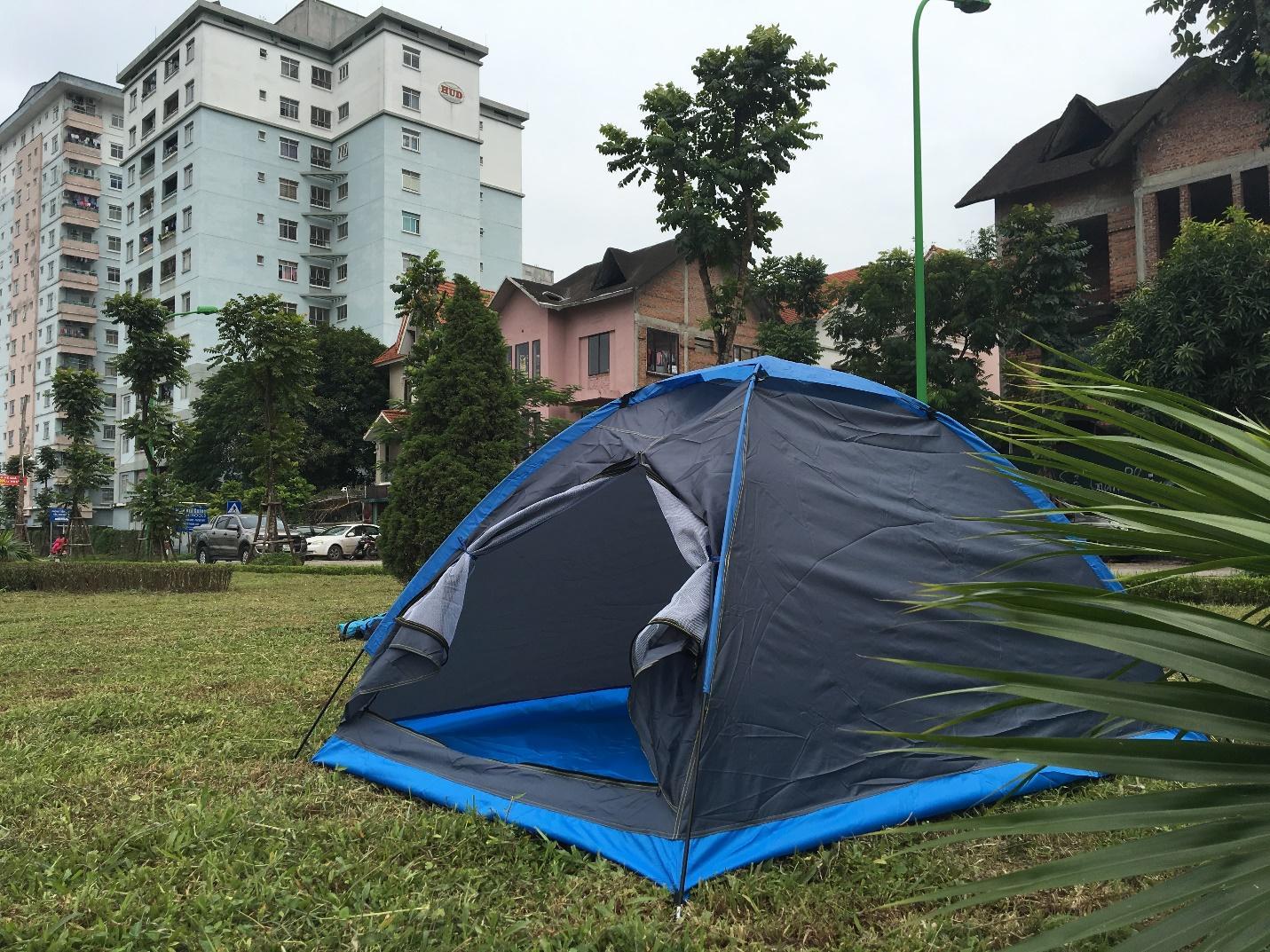 Phương tiện để có thể vui chơi tại địa điểm cắm trại