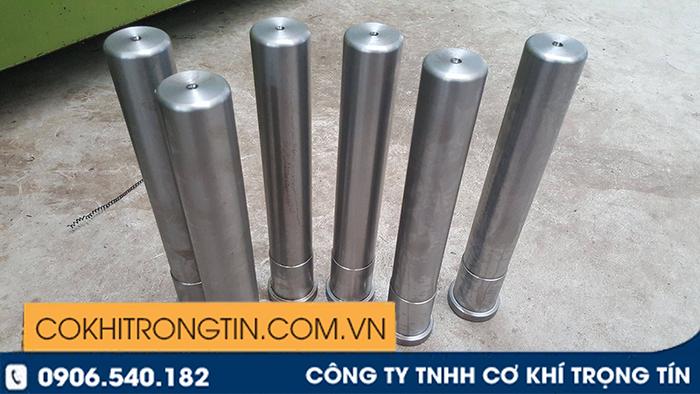 Gia công cơ khí chính xác CNC Trọng Tín