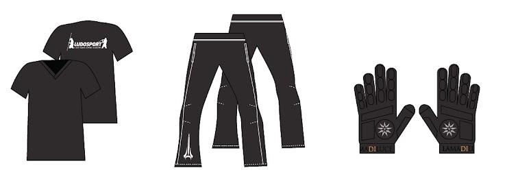 Basic Uniform Bundle (Combat Tee (Black), Combat Pants, Combat Gloves) ................. $108.55 + tax